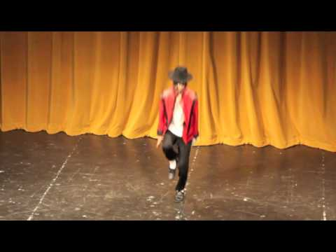 Best Michael jackson impersonator at San Antonio college