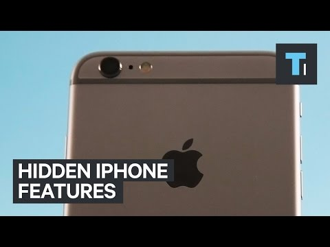 Hidden iPhone features