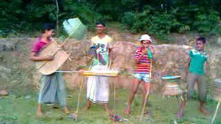 কানচন নগরের চোট শিলপিদের গান