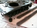Building Leopard 2A6 model tank - Revell 1/35 scale
