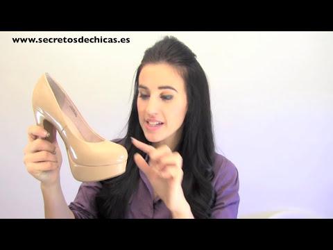 Que zapatos utilizar según el tipo de pierna