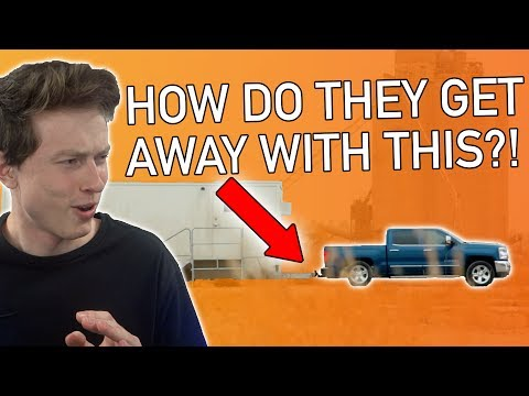 """PROOF Chevy is LYING! Exposed! """"Real People"""" Silverado Strong Trailer Commercial Review"""