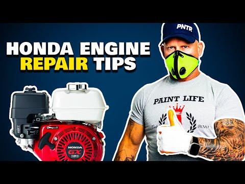 How To Fix A Honda Engine Stalling.  Honda Engine Hacks.