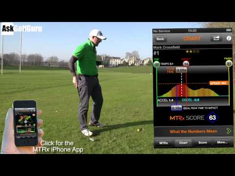 How To Improve Your Hip Speeds Golf MTRx iPhone App
