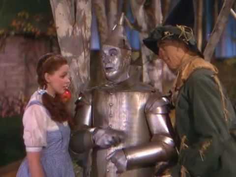 The Wizard of Oz (1939) - Tin Man's Dance