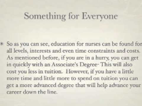 Why you want to be a nurse essay - seostudio.asia