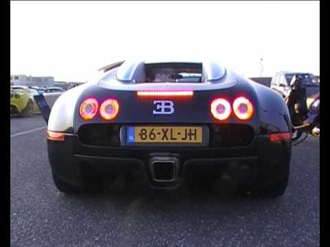 Bugatti Veyron EB16.4 is listed (or ranked) 2 on the list The Coolest Cars In The World