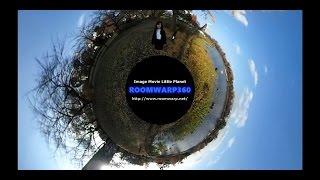リトルプラネット 東京 「ROOMWARPコンセプト」の動画説明