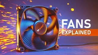 How To Choose The BEST Fans For Your PC Build