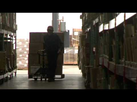 One World Direct - Fulfillment Center Video