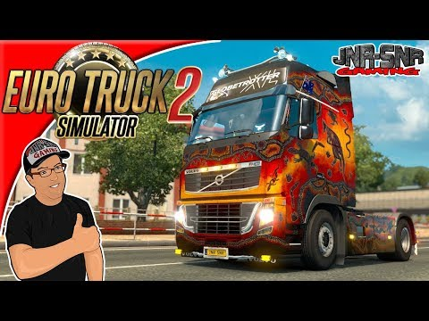 Euro Truck Simulator 2 Volvo FH 2009 Edit Mod Review