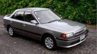 1992 Mazda Familia $1 RESERVE!!! $Cash4Cars$Cash4Cars$ ** SOLD **