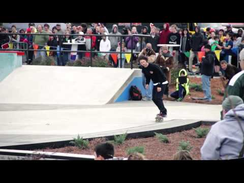 Ryan Sheckler and Torey Pudwill at Kennesaw Skatepark