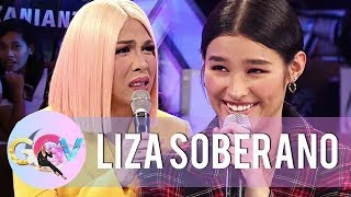 GGV: Liza reveals that she took up a welding course