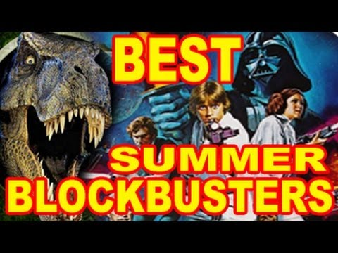 Best Summer Blockbuster Movies of All Time