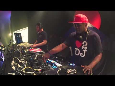 DJ Jazzy Jeff & Skratch Bastid - Red Bull Thre3Style World Finals 2015 (Tokyo) (FULL)