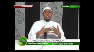 GUURKA SH SICIID RAAGE 30 12 2011 SOMALI CHANNEL