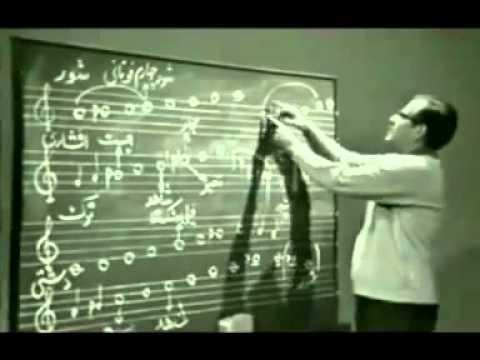 استاد مرتضی حنانه- آموزش موسیقی.FLV