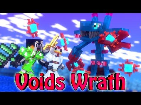Minecraft Voids Wrath Modded Survival Ep 11 HAVEN HOME