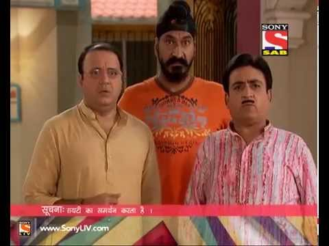 Taarak Mehta Ka Ooltah Chashmah - Episode 1451 - 10th July 2014 video