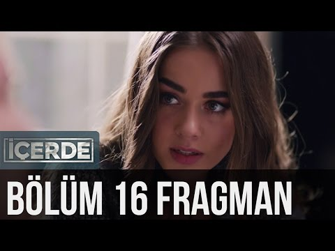 İçerde 16. Bölüm Fragman