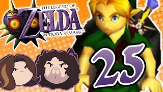 Zelda Majora's Mask: Arin's True Feelings - PART 25 - Game Grumps