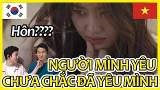 [ NGƯỜI MÌNH YÊU CHƯA CHẮC ĐÃ YÊU MÌNH - GIL LÊ ] Người Hàn xem VPOP-Phản ứng - vpop reaction