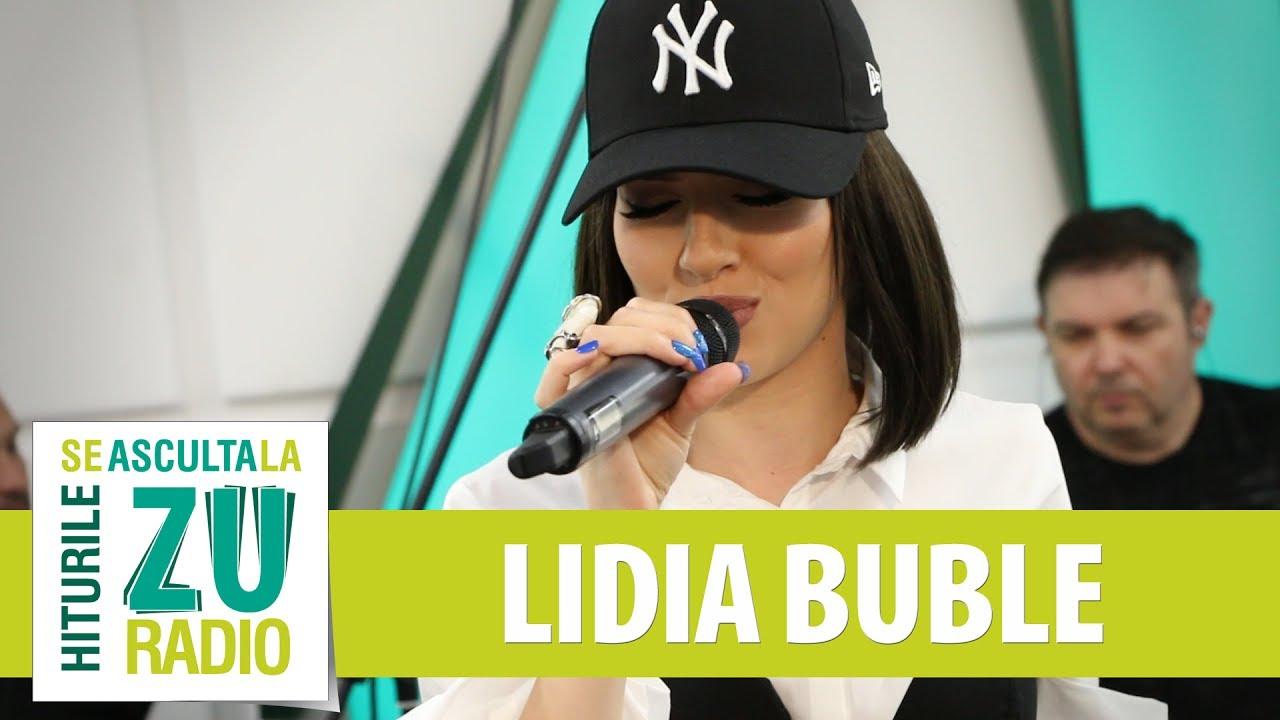 Lidia Buble - Secrete (Live la Radio ZU)