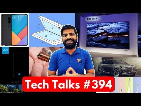 Tech Talks #394 - Redmi Note 5, 146Inch TV, Vivo Fingerprint, WiFi India, ISRO 31 Satellite