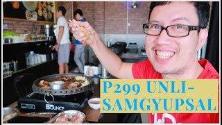 BULG-EUN GOGII | UNLI KOREAN BBQ | SAMGYUPSAL | FOOD + RESTAURANT REVIEW | DASMARIÑAS, CAVITE