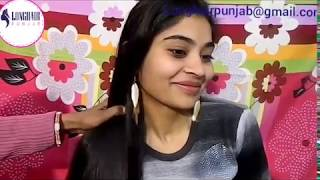 LHPB Rapunzel Mannu Silky Smooth Hair Combing And Braid Making And Hair Play