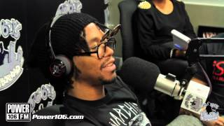 Lupe Fiasco Video - Lupe Fiasco's secret inside Food &amp; Liquor II: The Great American Rap Album Pt. 1