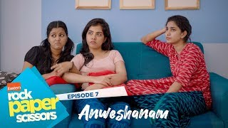 Eastern Rock Paper Scissors | Ep7 | Anweshanam | Karikku Fliq | Mini Webseries