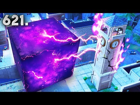 *NEW LEAK* CUBE MOVING TO TILTED TOWERS..?!! Fortnite Funny WTF Fails and Daily Best Moments Ep.621