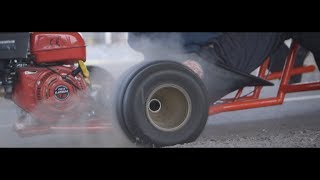 Motorised Drift Trike, test run!!