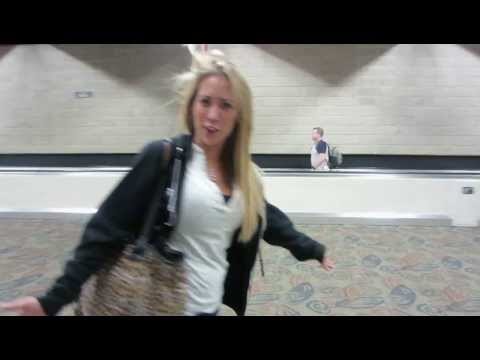 "SLIVAN #292 - ""Naked Across America"" - Capri Cavanni & Money Mop in Atlanta day #1"