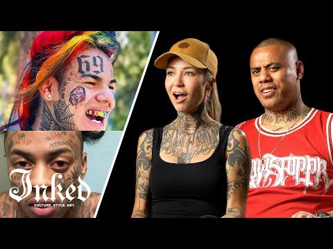 25 Tattoo Artists Discuss the Face Tattoo Trend | INKED Talk