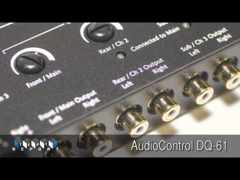 Audio Control DQ61 Digital Signal Processor