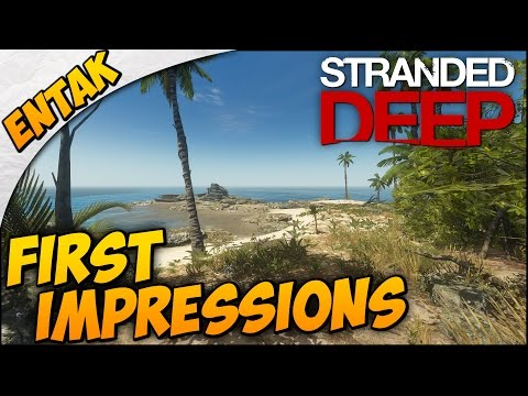 Stranded Deep Gameplay