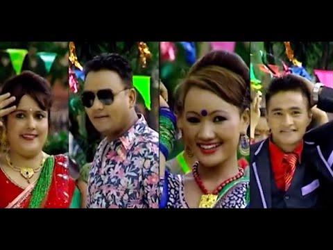 Pushkal Sharma New Teej Song 2071 Patrika By  Devi Gharti -pashupati Music video
