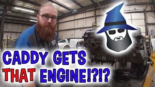 CAR WIZARD's Bizarre Engine Choice for '69 Caddy