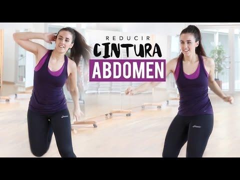 Rutina para cintura y aplanar abdomen