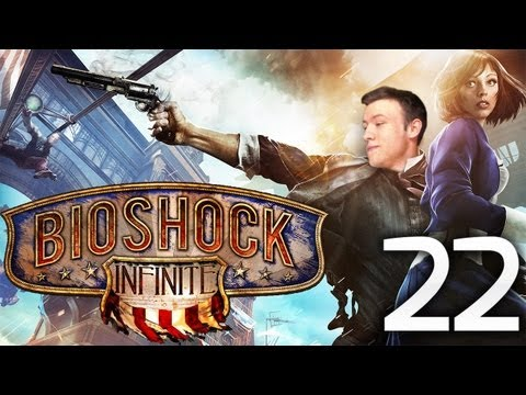 Bioshock: Infinite (PC) Walthrough - Part 22 - Samli Lamli?