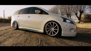 "THIRTEEN™ ""Mitsubishi Grandis on Vossen CVT"""
