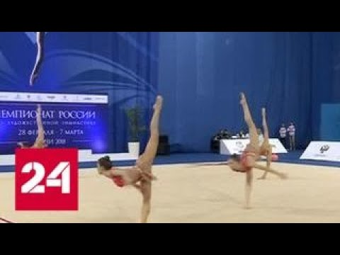 Ирина Винер-Усманова разглядела новых звезд на чемпионате России по художественной гимнастике - Ро…