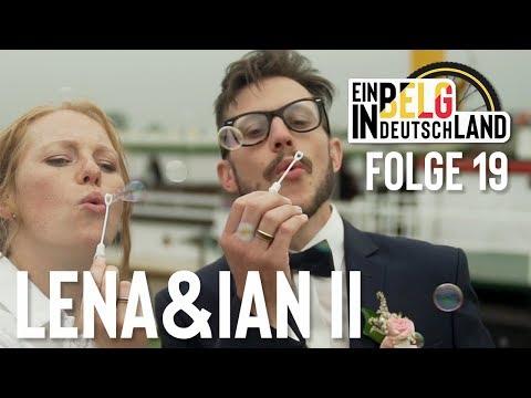 Ein Belg in Deutschland - Folge 19 - Lena und Ian II - die Hochzeit | Stiepelse in Niedersachsen