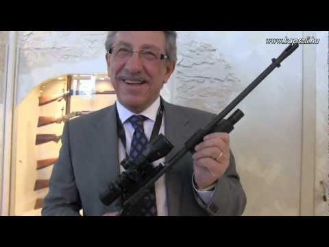 IWA 2013 - The ugliest Pedersoli gun ever