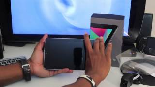 Google Nexus 7 16GB Unboxing