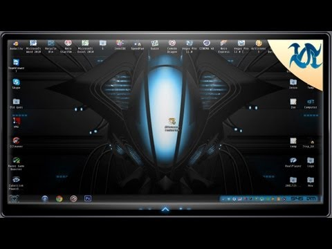 Windows 7 Theme - Alienware Evolution