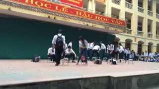 văn nghệ chào mừng 20/11 ( CHI ĐOÀN 12A- KHÓA 97) Trường THPT Trần Phú- Vĩnh Yên- Vĩnh Phúc!